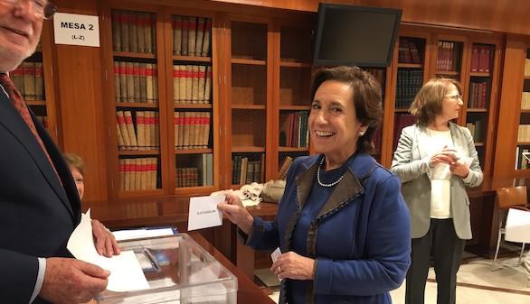 Victoria Prego, nueva presidenta de la APM