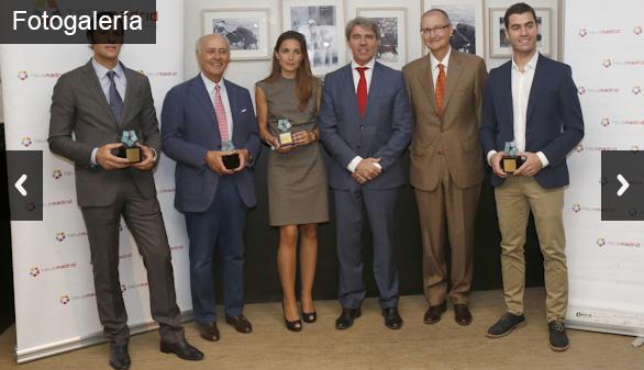 Manzanares y Mora, premiados con el Trofeo Taurino Telemadrid