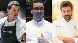 Ricard Camarena, Paco Morales e Iván Cerdeño, nominados al Premio Nacional de Gastronomía