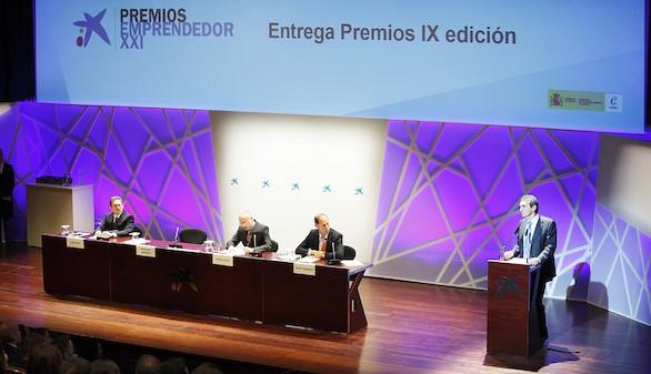 'la Caixa' y el Ministerio de Industria convocan la X edición de los Premios Emprendedor XXI