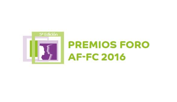 Abierta la convocatoria para los Premios Foro AF-FC