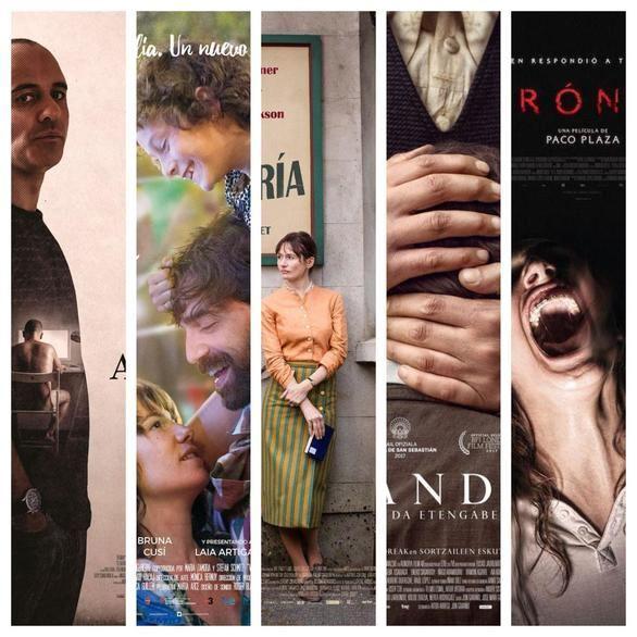 Todos los nominados a los Goya 2018: Handia y La librería, favoritas