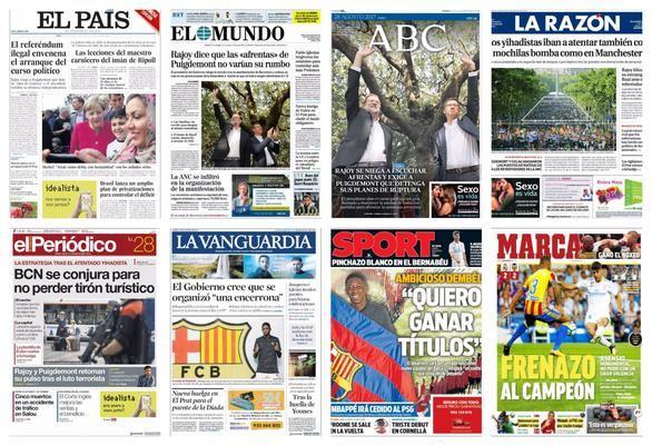 Las exigencias de Rajoy en la cuenta atrás para el referéndum
