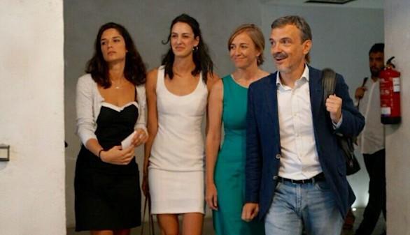 Rita Maestre y Tania Sánchez buscan liderar Podemos Madrid