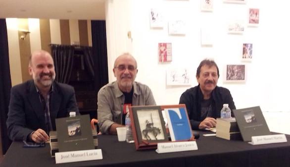 Presentado en la Sociedad Cervantina 'Una imagen para el Quijote'