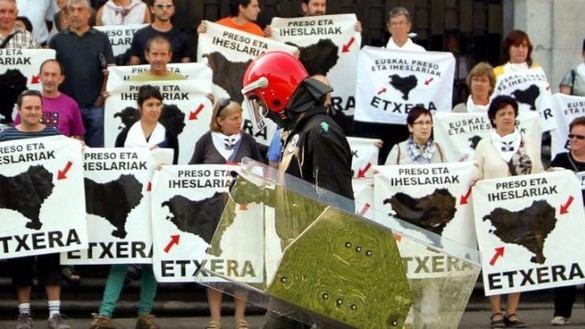 El Gobierno vasco niega que los presos de ETA vayan a tener un trato de favor