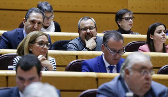 El Senado defiende las diputaciones y la unidad de España