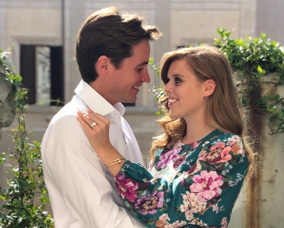 Otra boda real: la Princesa Beatriz de York anuncia que se casa