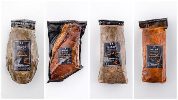 Los productos de la marca La Mechá que Sanidad desaconseja consumir