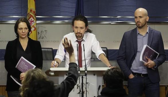 El programa económico de Podemos arruinaría España