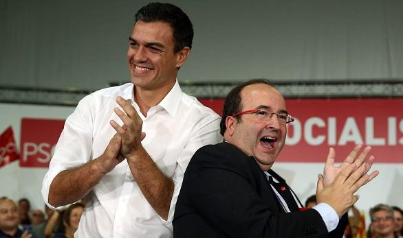 El PSC critica a Mas por la