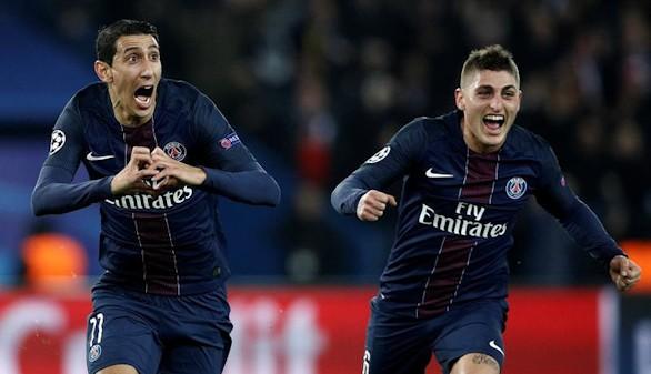 Liga de Campeones. Cataclismo azulgrana en París | 4-0