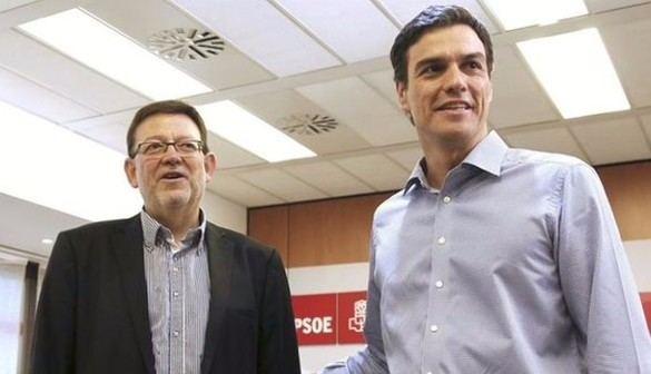Puig recula y no insistirá en la lista al Senado con Podemos
