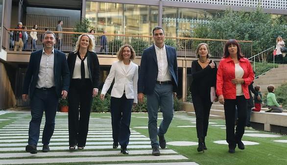 Sánchez derogará la reforma laboral pero no toca los despidos