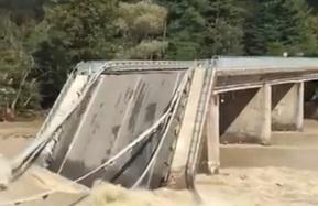 Inundaciones en el norte de Italia: seis muertos y graves daños