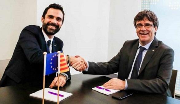 JxCat y ERC congelan sus negociaciones y confiesan 'tirantez'