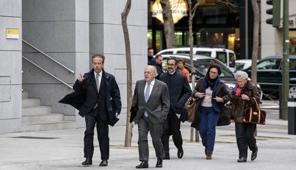 Pujol insiste: su fortuna de Andorra procedía de una herencia