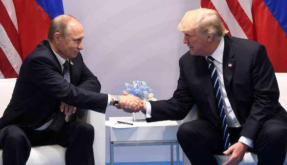Trump acusa a Putin de injerencia en las elecciones
