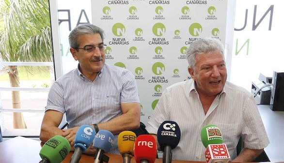 Nueva Canarias se abstendrá en la votación del techo de gasto