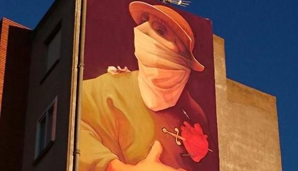Quintanar de la Orden reconoce no poder reproducir imágenes del Quijote más grande del mundo