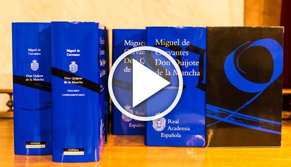 Don Quijote de La Mancha, de novela a enciclopedia