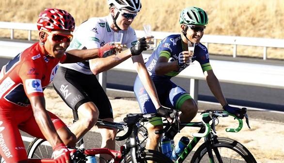 La Vuelta. Quintana se proclama vencedor y Nielsen gana en Madrid