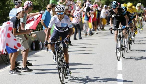 Tour de Francia: Froome resiste la avalancha de Quintana en Alpe D'Huez