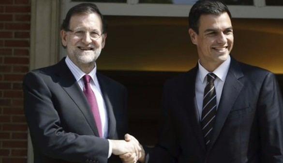 Rajoy recibirá a Sánchez para intentar convencerle de que le deje gobernar