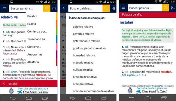 La RAE estrena aplicación móvil para consultar el Diccionario