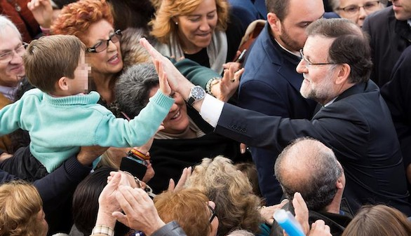 Rajoy da por acabado a Pedro Sánchez e insta al PSOE a reorganizarse
