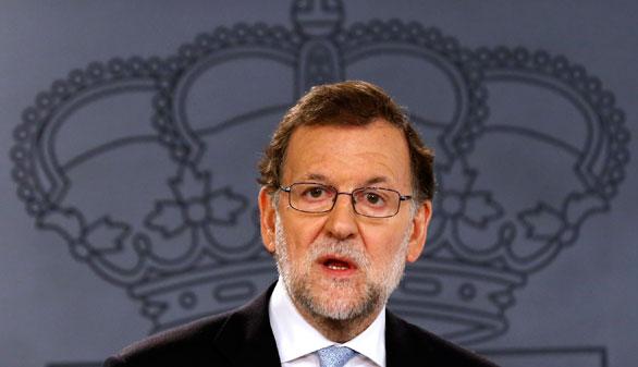Rajoy apuesta por un pacto PP-PSOE-C's para la estabilidad de España