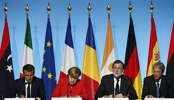 Rajoy pide mayor compromiso contra la radicalización yihadista