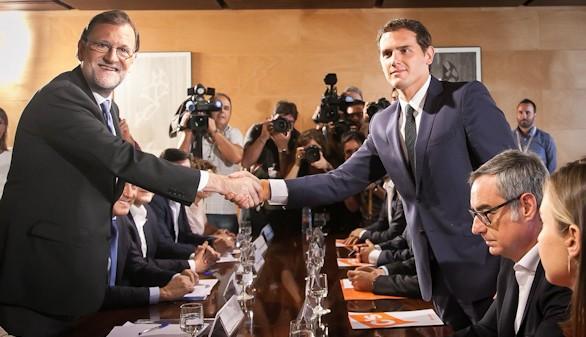 Rajoy anuncia que lo intentará de nuevo si fracasa en la primera investidura