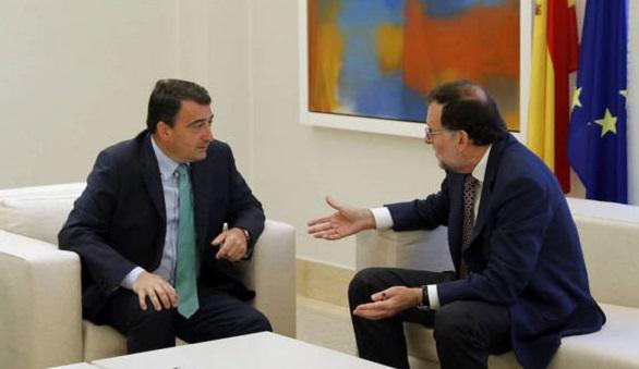 El PNV obligará a Rajoy a comparecer en el Congreso por el caso Gürtel
