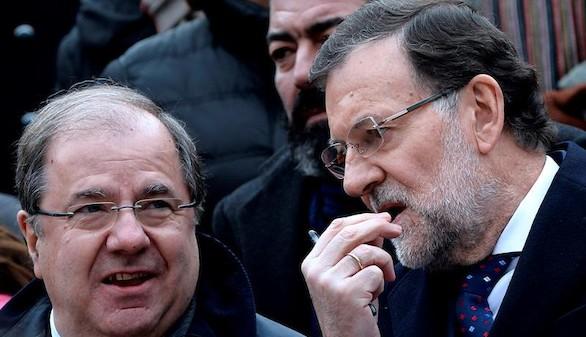 Rajoy promete evitar que las alcaldías sean