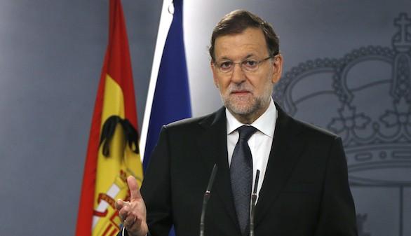 Rajoy, tras la matanza de París: 'Nos pueden hacer daño, pero no nos van a vencer'