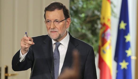 Rajoy advierte a Mas de que no habrá elecciones plebiscitarias