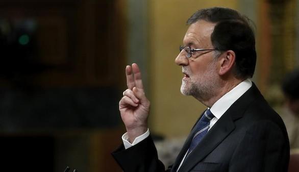 Rajoy pide pactos de Estado a PSOE y Ciudadanos