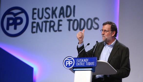Rajoy advierte tras el anuncio de Eta que 'no habrá nada a cambio de nada'