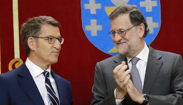 Rajoy ya ha hablado con otros partidos para pactar los presupuestos