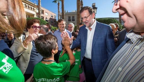 Rajoy: 'Los independentistas no van a romper nada'