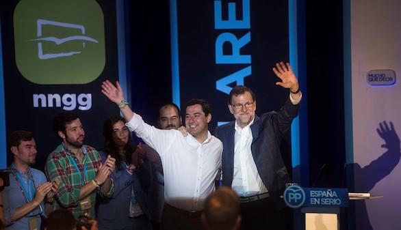 Rajoy acusa a PSOE y C's de vetar la gran coalición y provocar nuevas elecciones