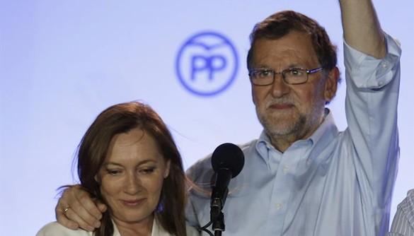 Rajoy gana las elecciones