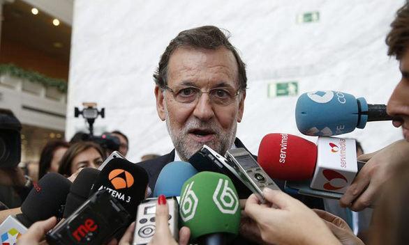Los grandes líderes europeos y populares arropan a Rajoy