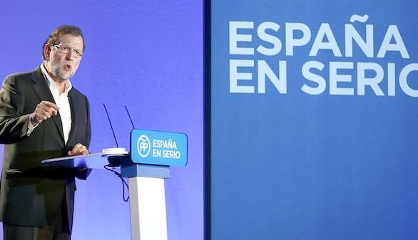 Rajoy, sobre Cataluña: 'Nadie va a convertiros en extranjeros en vuestra propia casa'