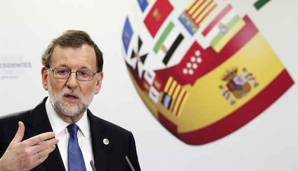 Rajoy acordará con las CCAA la nueva financiación autonómica, con o sin Cataluña
