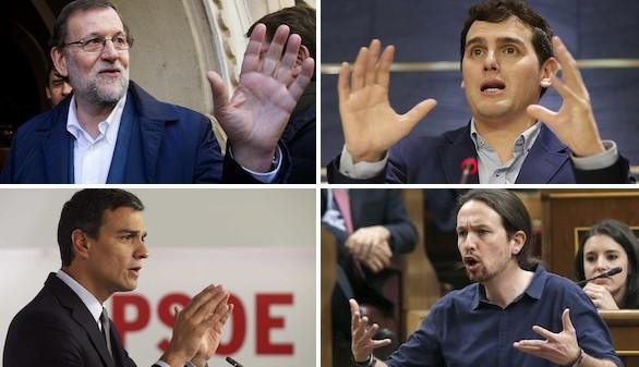 Los partidos desvelan sus propuestas para el 26J