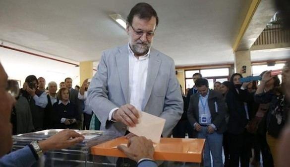 Los principales líderes votarán en Madrid, excepto Rivera y Garzón