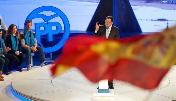 Rajoy dispuesto a pactar 'depende de cómo sean los resultados'