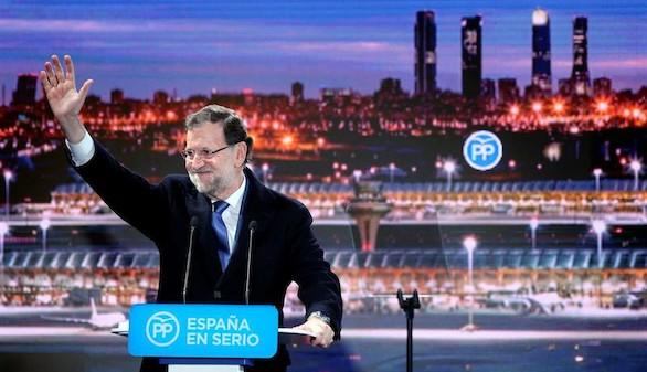 Comienza la campaña con el PP a la cabeza y PSOE y Ciudadanos casi empatados